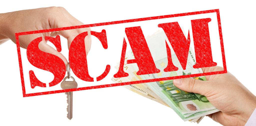 National Renters Alliance scam alert fake property deposit